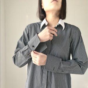 Ralph Lauren executive work wear button down shirt